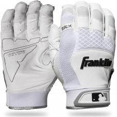 Franklin Sports MLB Shok-Sorb X Бейсбольные перчатки для бэттинга
