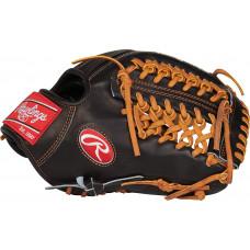 """Кожаная модифицированная бейсбольная перчатка Trap-Eze от Rawlings Sandlot, 11-3 / 4 """", бросок правой руки"""