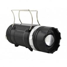 Аккумуляторная кемпинговая LED лампа Sheng Ba SB 9699