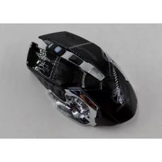 Беспроводная компьютерная мышка Zornwee CH001 Чёрная