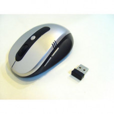 Беспроводная компьютерная оптическая мышка G-108 мышь серая