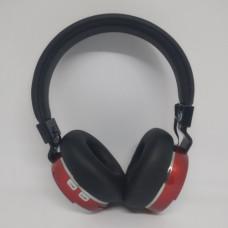 Беспроводные Bluetooth наушники Lenyes LH-806 Чёрный с красным