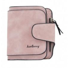 Женский кошелек Baellerry Forever N2346 Светло-розовый