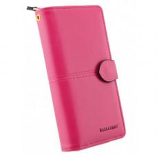 Женский кошелек клатч портмоне Baellerry Forever N3846 розовый
