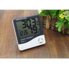 Метеостанция Часы Гигрометр Влагомер HTC-1
