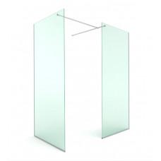 D4 Полный комплект фурнитуры для стеклянной перегородки для душа