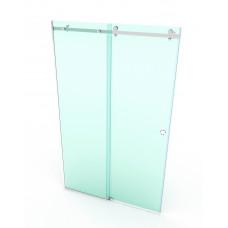 D Полный комплект фурнитуры для раздвижной душевой стеклянной перегородки
