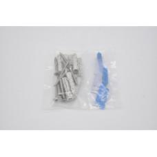 ODF-11-17-00 Комплект монтажный для глухого стекла
