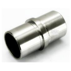KLC-10-02-01  Соединитель поручня диаметром 42,4 мм