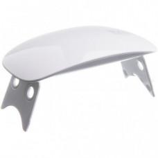 УФ лампа для гель-лака UV LED SUN mini БЕЛАЯ